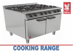 COOKING RANGES by FALCON - K.F.Bartlett LtdCatering equipment, refrigeration & air-conditioning